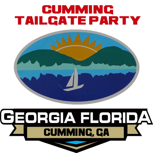 Cumming Tailgate And Watch Party UGA vs FLA