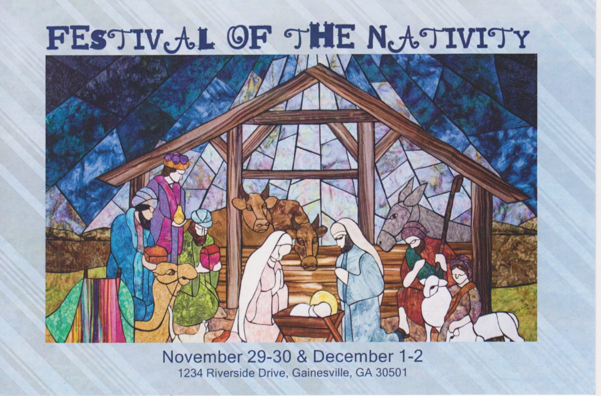 2018 Festival of the Nativity Begins Nov. 29 – Dec. 2