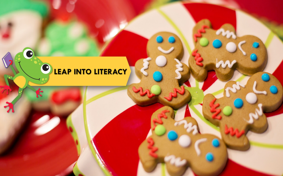 Celebrate the Holiday Season with the Gingerbread Man at Family Literacy Event
