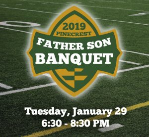 Father Son Banquet @ Pinecrest Academy