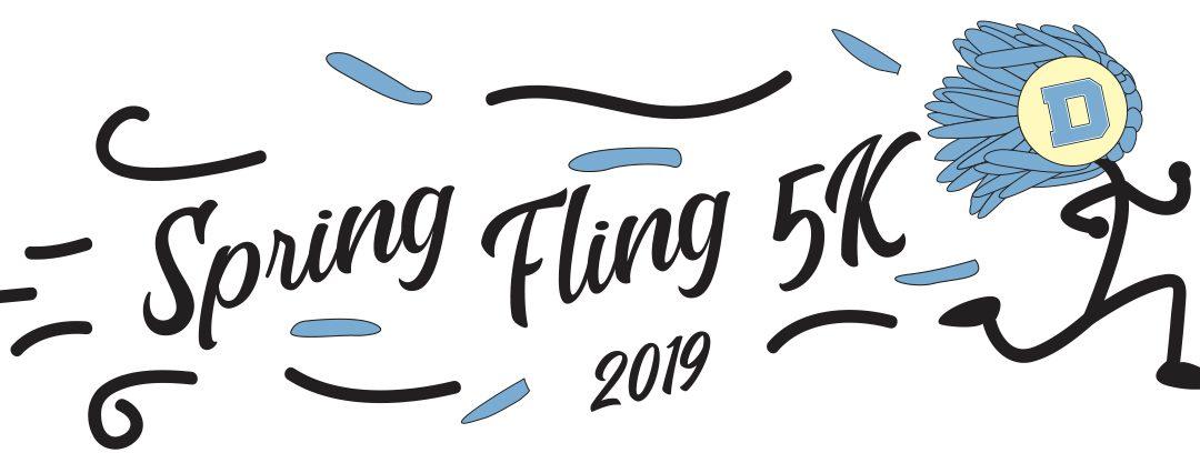 Denmark Spring Fling 5k & 1k Assistive Mobility Course