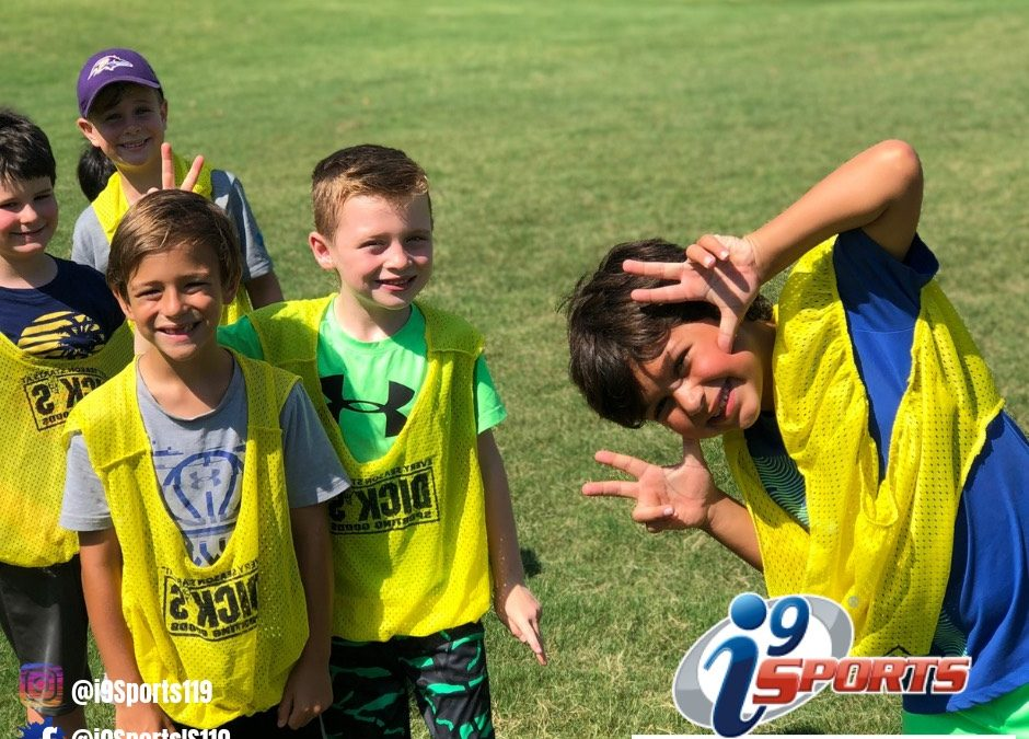 Explore i9 Sports Summer Camp Options
