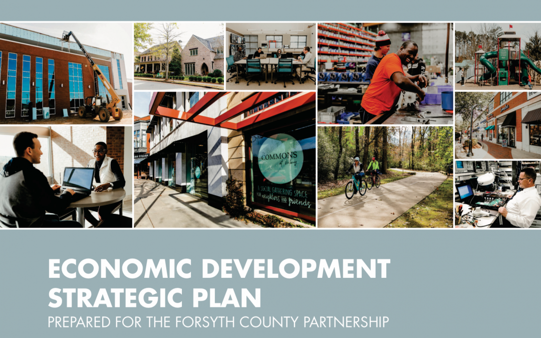 Economic Development Plan: What Do You Need To Know