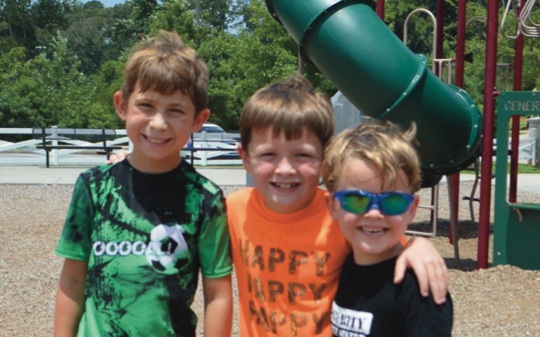 Forsyth County Parks & Recreation Summer 2019 Activity Guide