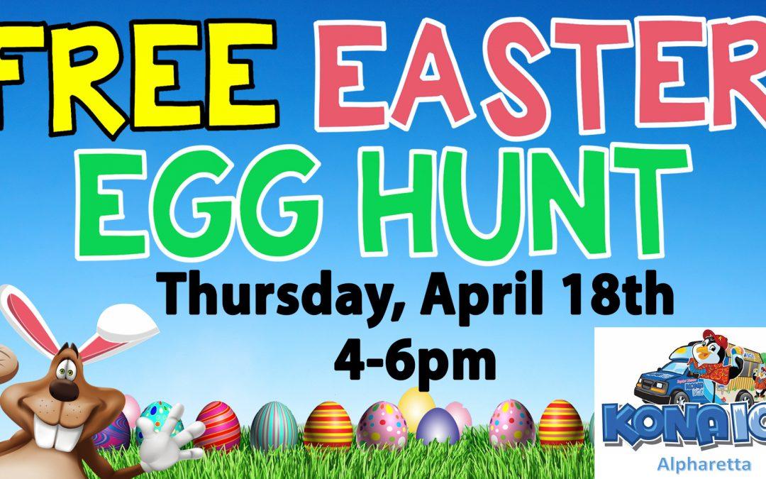 Beaver Toyota's 1st Annual Easter Egg Hunt