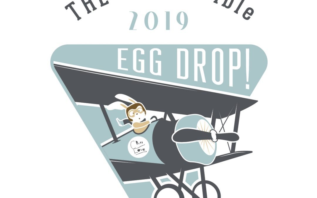 The InCREEDible Egg Drop