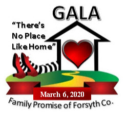 """There's No Place Like Home"" – Family Promise Gala"