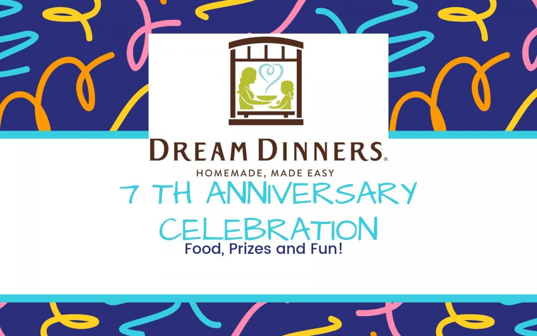 7 year Anniversary Open House & Menu Sampling