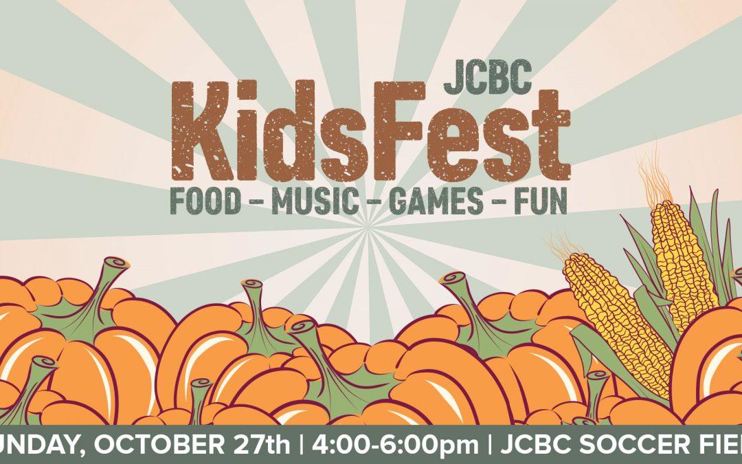 JCBC Kidsfest