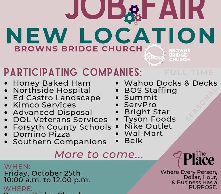 The Place Job Fair