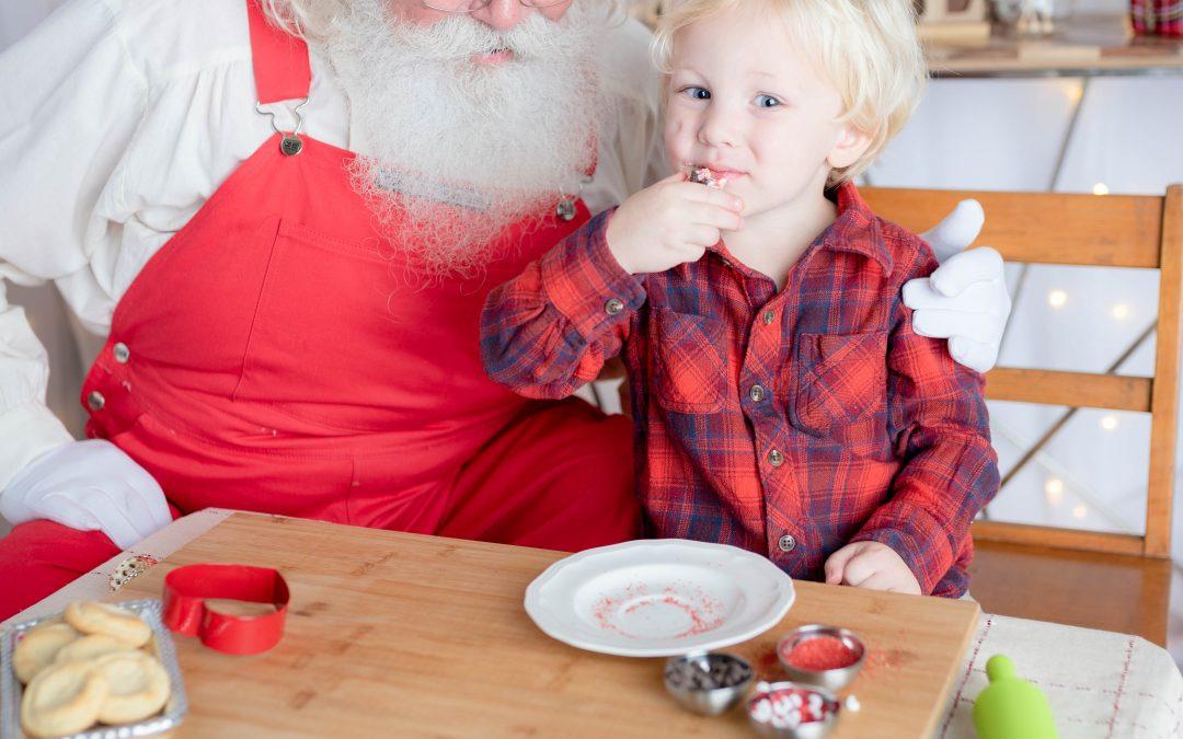 Santa's Christmas Cookie Shoppe