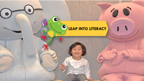 Leap into Literacy: Get Help Preparing for Kindergarten