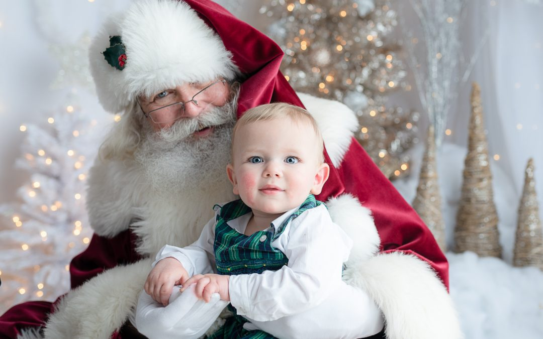 Santa's Winter Wonderland!