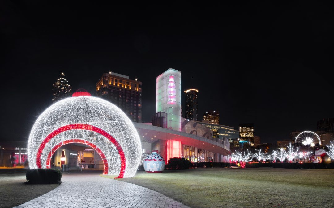 10 Ways to Toast the New Year in Atlanta from World of Coca-Cola