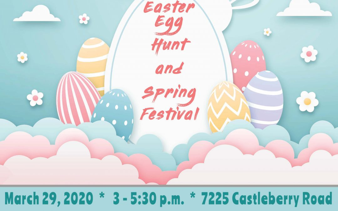 Easter Egg Hunt and Spring Fling