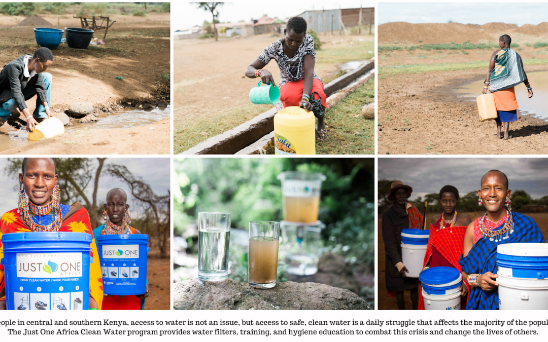 Just One Africa + Kendra Scott = Safe, Clean Water