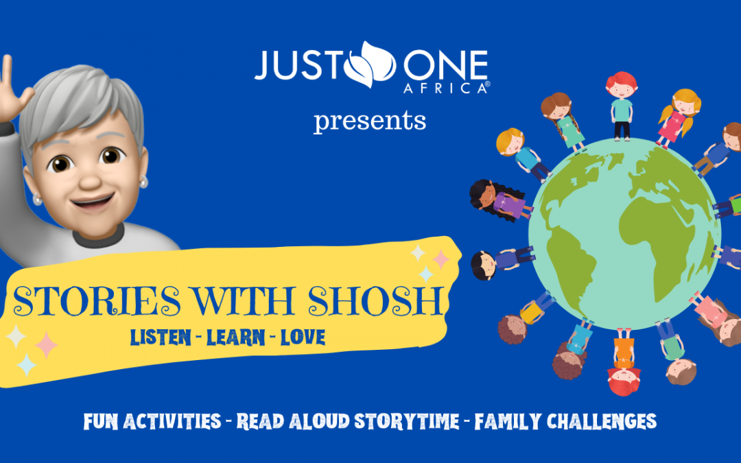 Stories with Shosh from Just One Africa