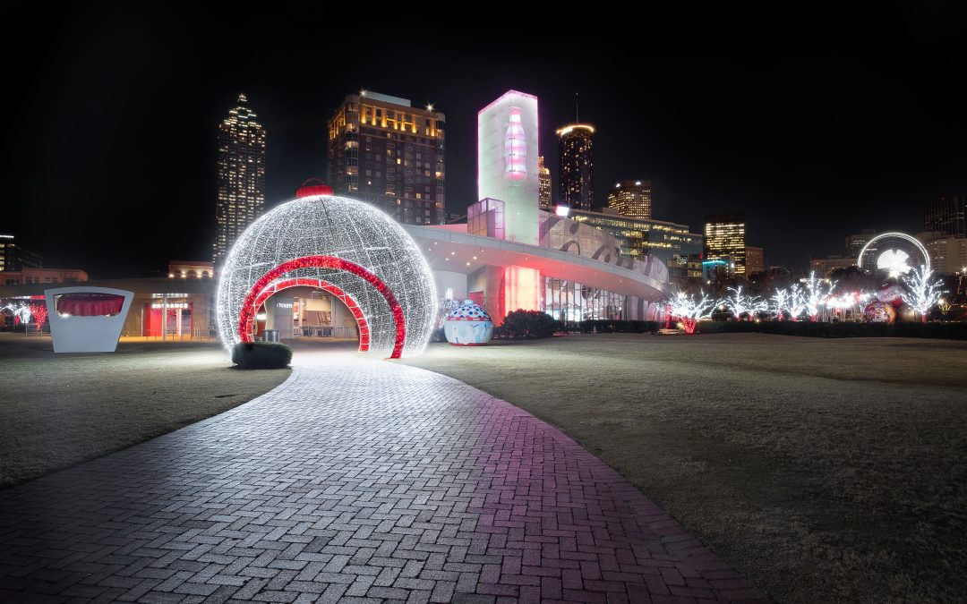Making Spirits Bright: Six Ways To Safely Celebrate The Season At World Of Coca-Cola