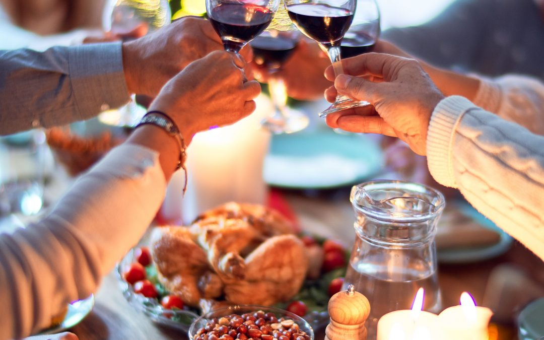 Holiday Eating Tips and Tricks from Jill Thornton