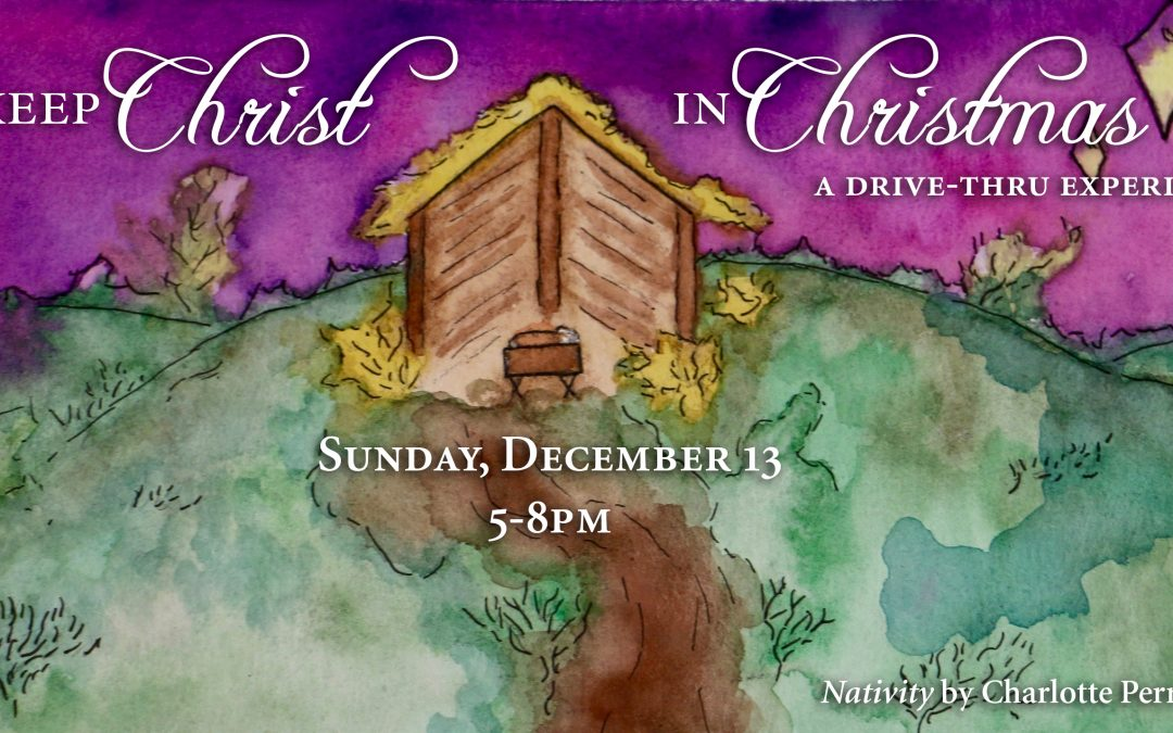 "Pinecrest Academy to Host ""Keep Christ in Christmas"""