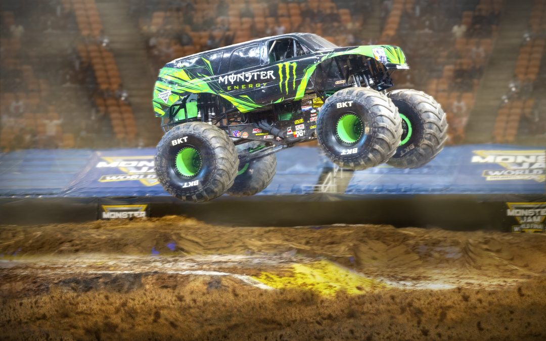 Monster Jam® Returns for an Action-Packed Weekend of Family Fun at the Atlanta Motor Speedway from April 24 – 25