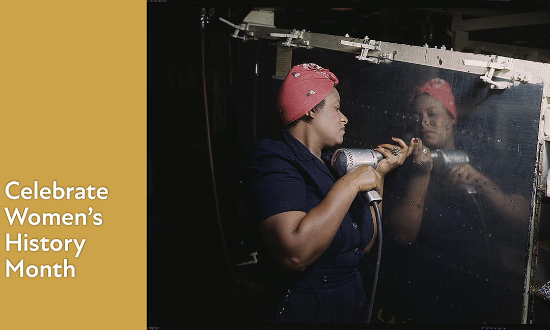 Rosie the Riveter: A Living History Presentation