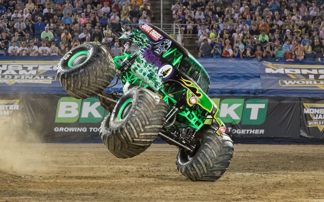 Monster Jam® Returns for an Action-Packed Weekend of Family Fun in Duluth from September 10 – 12